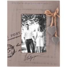 Рамка с вашим фото «Сердечки»