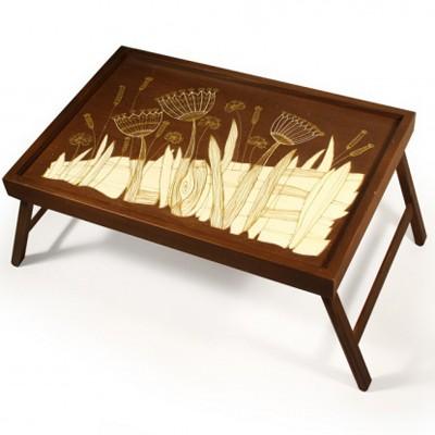 Столик для завтрака в постель  Скрытый смысл