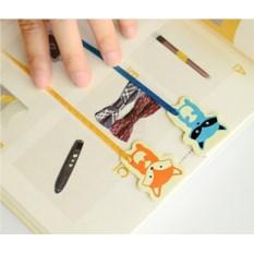 Закладка для книг Animals