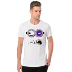 Мужская футболка Зубастый миньон