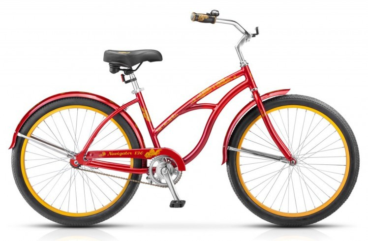 Велосипед Stels Navigator 130 Lady 1 sp (2015)