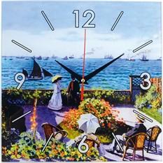 Настенные часы «Моне. Сад в Сент-Андрес»