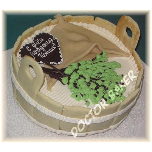 Торт «Банный»