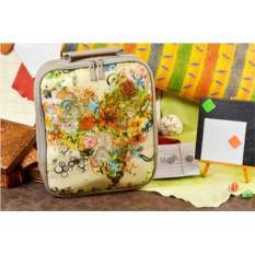 Кожаный рюкзак Mahaon Сердце