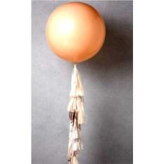 Шар с оформлением Peach giant