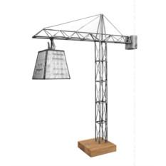 Лампа Подъемный кран