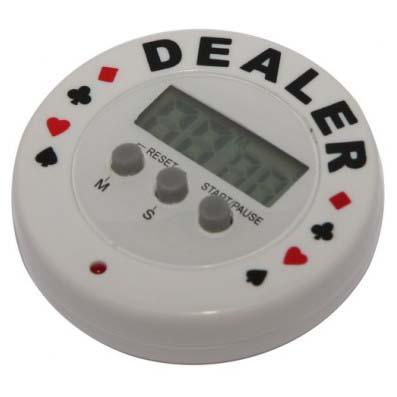 Кнопка Дилера с таймером