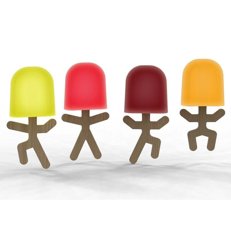 Формы для замороженных десертов Lollypop Men