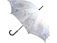 Полуавтоматический зонт-трость «Москва-Санкт-Петербург»