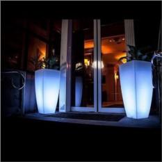 Светящийся вазон Болус 110см