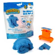 Масса для лепки Mad Mattr The Ultimate Brick Maker Blue