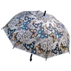 Женский зонт Бабочки N2