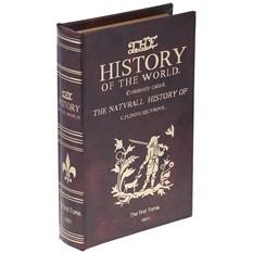 Книга-сейф History