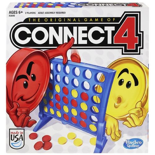 Игра Собери 4 Others games от HASBRO