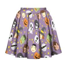 Детская юбка-солнце Детский Хэллоуин