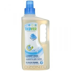 Экологический жидкий концентрат для стирки Ecover, 1,5 л