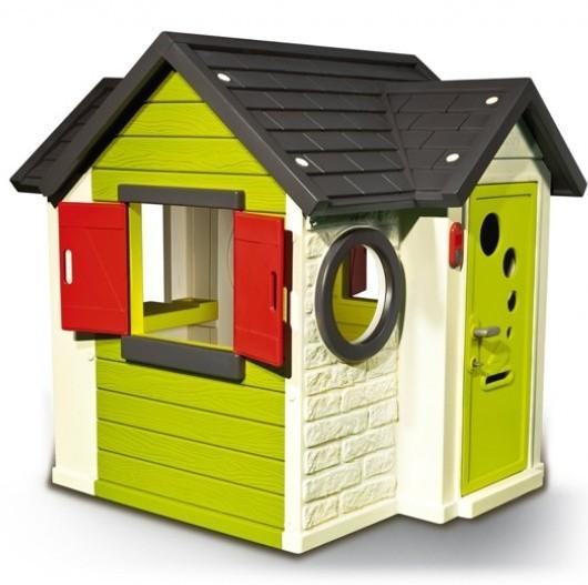 Игровой домик Smoby Домик со звонком и замком