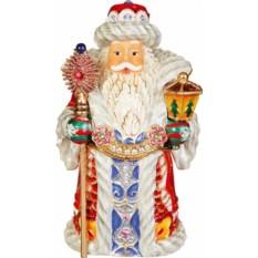 Новогодняя шкатулка Дед Мороз
