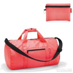 Складная сумка Mini Maxi dufflebag coral