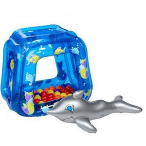 Игровой центр с шарами «Дельфин»
