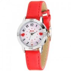 Наручные часы для девочки Mini Watch MNC2028red