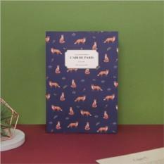Ежедневник Mellow Diary Fox