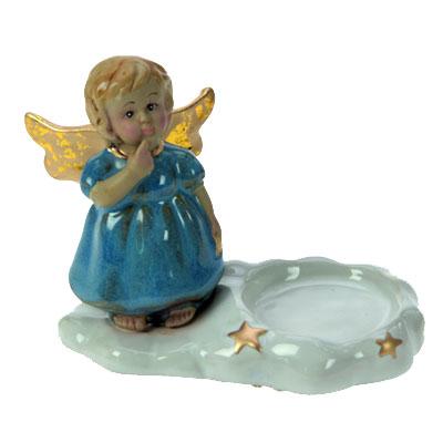 Подсвечник «Ангелочек»