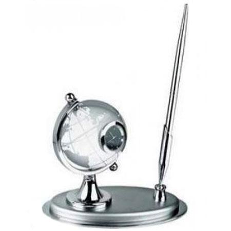 Настольный прибор с глобусом и ручкой «Рузвельт»