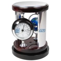 Настольный прибор Совет (часы, компас)