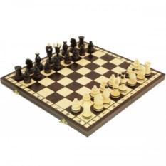 Шахматы с инкрустрацией Королевские