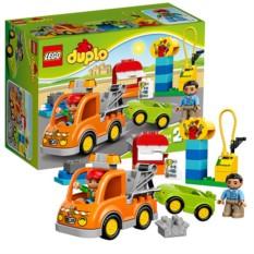 Конструктор Lego Duplo Буксировщик
