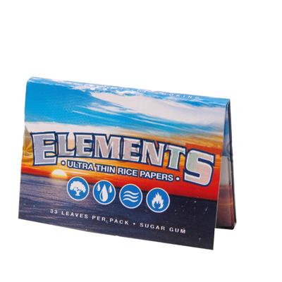 Папиросная бумага Elements 1 1/2