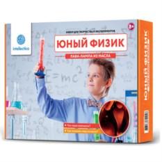 Юный физик «Лава-лампа из масла»