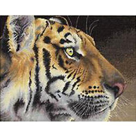 Набор для вышивания «Величественный тигр»