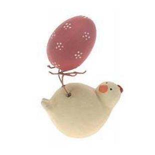 Фигурка Пасхальная «Курочка с яйцом»