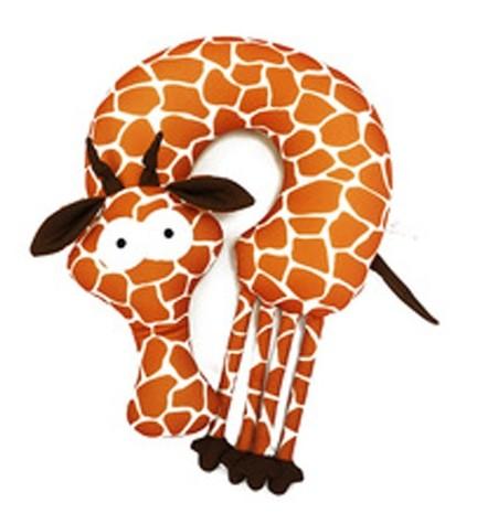 Игрушка-антистресс Подушка Жираф