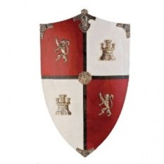 Щит рыцарский