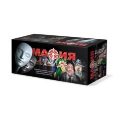 Настольная игра Мафия (подарочный набор)
