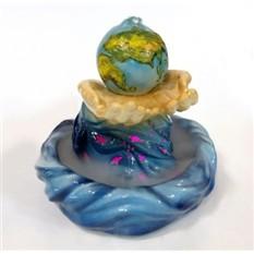 Настольный фонтан «Сотворение мира»