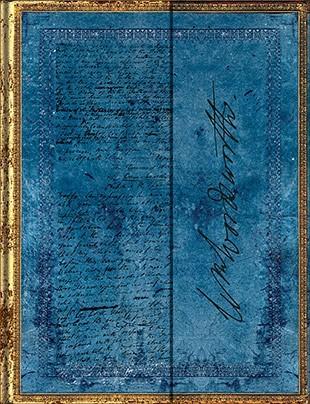 Блокнот Письмо с цитатой из Жёлтых нарциссов