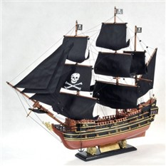 Модель Корабль пиратов Черная Жемчужина, EF8405