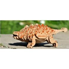 3D-пазл «Анкилозавр»