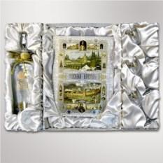 Подарочный набор для водки Кремль