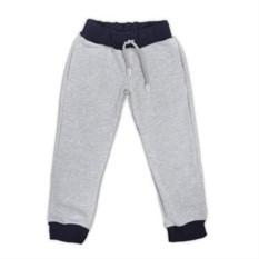 Спортивные трикотажные штаны для мальчика