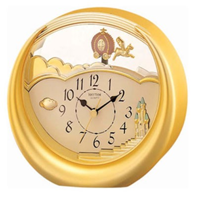 Настольные часы Rhythm