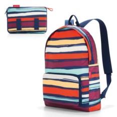 Складной рюкзак Mini maxi artist stripes