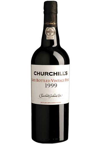 Вино «Churchill's Late Bottled Vintage Port»