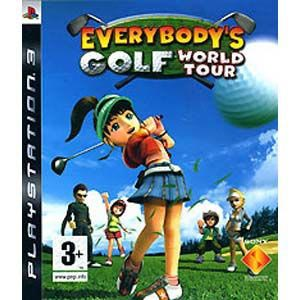 Игра для PS3: Everybody's Golf World Tour