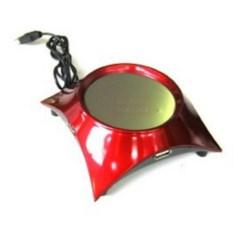 Красный usb-подогреватель