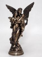 Бронзовая статуэтка Мой Ангел хранитель